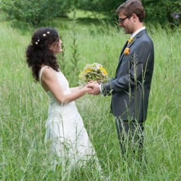 Hannah Watson Wedding